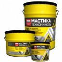 Мастика защитная алюминиевая №57, 20кг/ведро