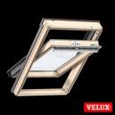 Мансардное VELUX окно GLL 1061, рукоятка сверху