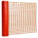 Aizsargsiets Masterplast® 1.8x50m, oranžs, 90m2/rullis